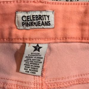 Celebrity Pink Shorts - Cute
